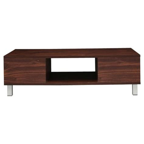 buy tribeca coffee table walnut effect from our coffee