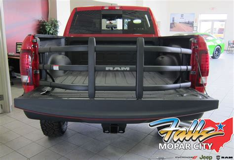 dodge ram bed accessories 2009 2018 ram 1500 2500 3500 black tailgate bed extender w