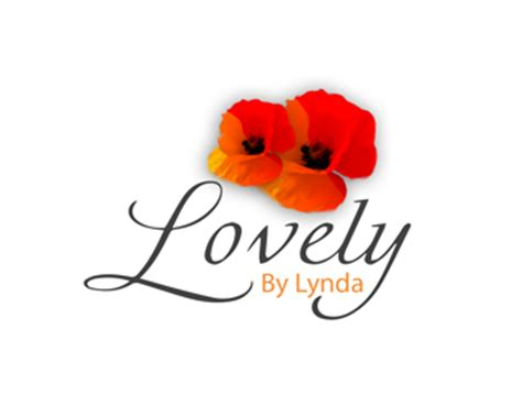logo design lynda lovely by lynda logo design contest logo designs by