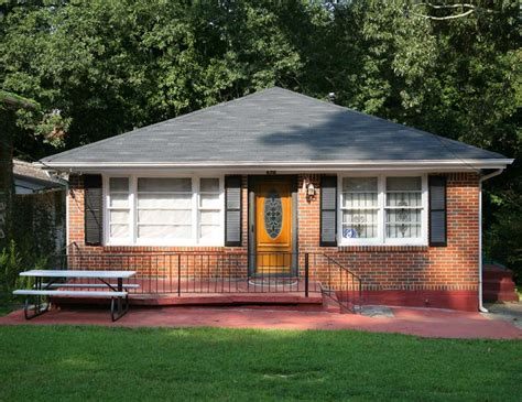 american small house mid century architecture in atlanta s collier heights