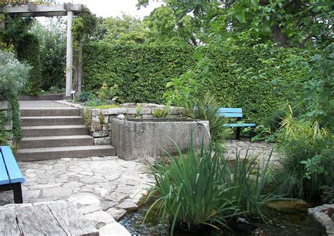 wassergarten hanggarten tipps f 252 r den garten kleinen