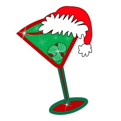 christmas martini clip art free christmas cocktail cliparts download free clip art