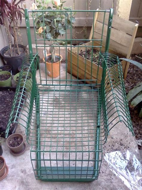 shopping cart chair diy she saws an shopping cart in half why she drags the