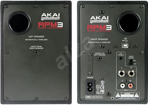 Jek Konektor Akai Mini Trs 3 5 To Rca akai rpm 3 speakers alzashop