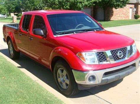 buy car manuals 2003 nissan frontier free book repair manuals find used 2007 nissan frontier 4 door se crew cab all