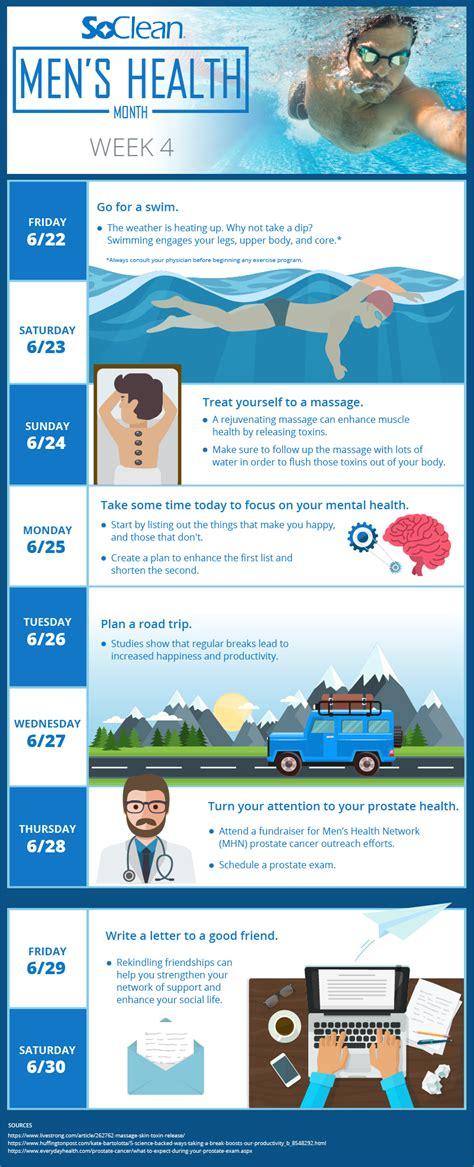 boggy end feel health sources men s health month calendar week 4 soclean