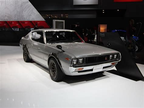 nissan kenmeri nissan gt r historic exhibit at the 2016 york auto