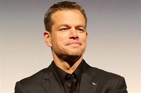 Closeted Actresses by Matt Damon Says Actors Should Stay In The Closet