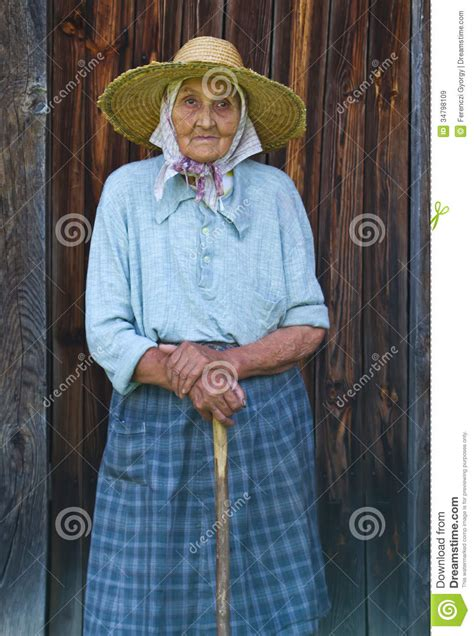 woman   village royalty  stock images