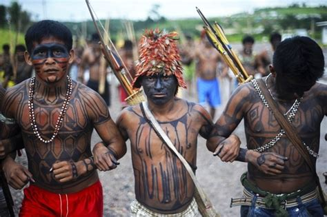 amazon tribe breaking news conservation practice is actually positive
