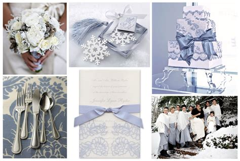 Hochzeit Winter by 2012 Wedding Colors Winter Weddings 101 Platinum