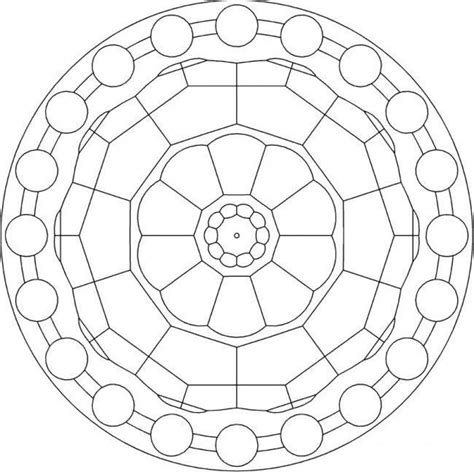 mandala coloring pages for beginners mandala 7 coloring pages hellokids