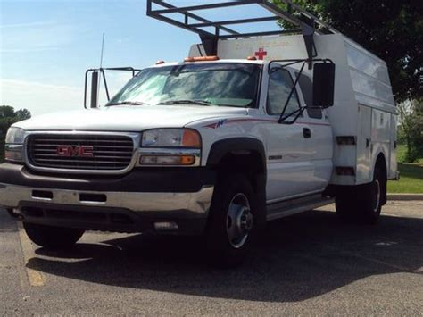 how can i learn about cars 2001 gmc sierra 3500 navigation system buy used 2001 gmc chevy 3500 4x4 exte in bartlett illinois united states for us 13 500 00