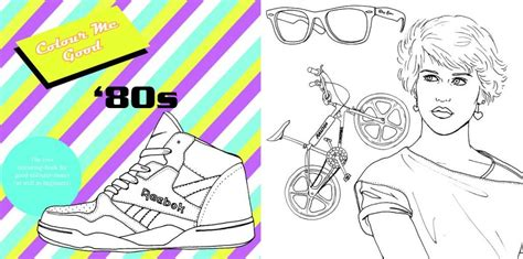 80 years of color books i the 80s uk colouring book