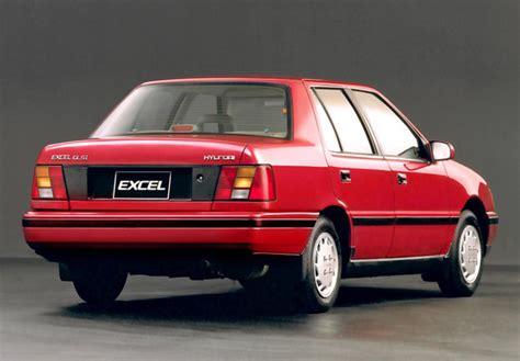 92 hyundai excel hyundai excel sedan x2 1989 92 pictures