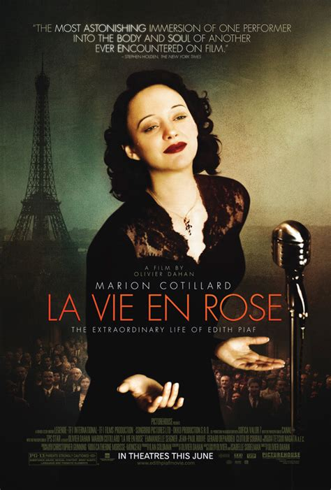 Movie Biography Edith Piaf | 201 dith piaf la vie en rose the passionate life of 201 dith