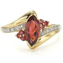 Cincin Yellow Retak Seribu Ring Perak 925 cincin perak 925 dengan permata citrine brazil 0 9 carat