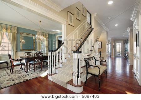 how to create a foyer in an open floor plan foyer in open floor plan stock photo stock images bigstock