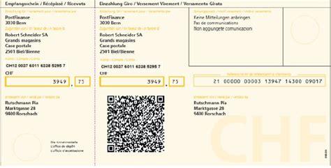 Post Schweiz Gebühren Brief Ausland Der Richtige Einzahlungsschein F 252 R Ihr Kmu Run My Accounts