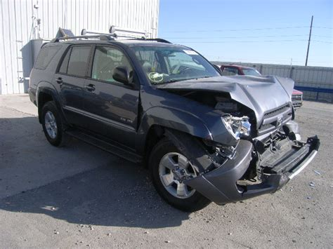 2004 Toyota 4runner Accessories Used Salvage Truck Suv Parts Sacramento