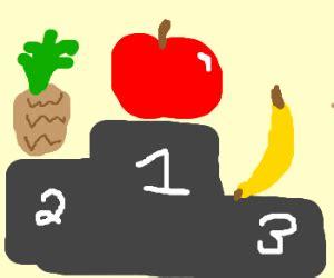 fruit olympics the edf energy blob