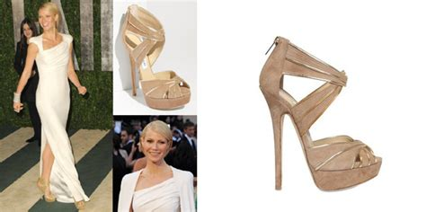 Koko S S Contempo le scarpe di gwyneth paltrow agli oscar 2012