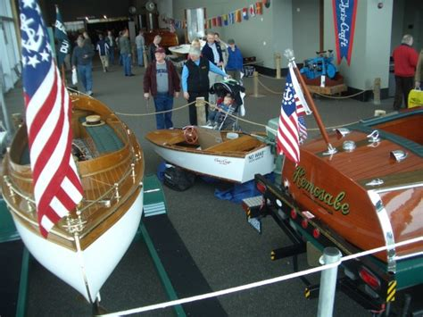 grand rapids mi boat show chris craft kit boat