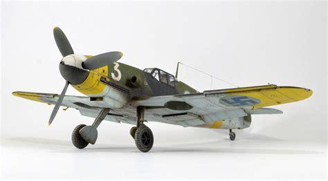 Hasegawa Model Kit Messerschmitt B109f hasegawa messerschmitt bf109 g 2 1 32 build review