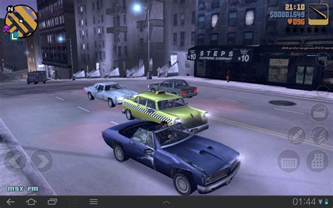 gta 4 android gta iii for android