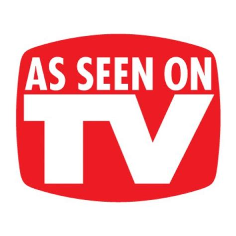 As Seen On Tv by As Seen On Tv Logo Vector Eps Free Graphics