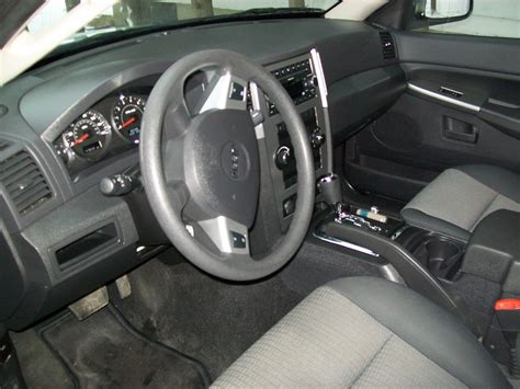 2008 Jeep Grand Interior by 2008 Jeep Grand Interior Pictures Cargurus