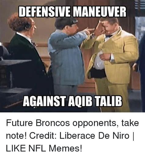 Broncos Defense Memes - 25 best memes about talib talib memes