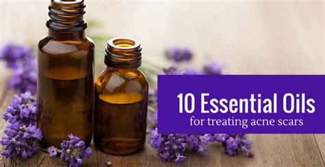 Treating Acne With Essential Oils by 10 Essential Oils To Treat Acne Scars Loveforyourskin Net