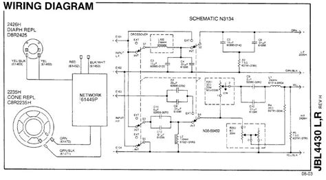 Power Lifier Jbl electronic audio crossover schematics get free image