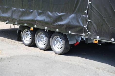 len hersteller lenka 600 pro fahrzeugtransporter pkw anh 228 nger