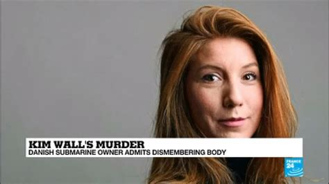 kim wall youtube denmark submarine inventor peter madsen admits