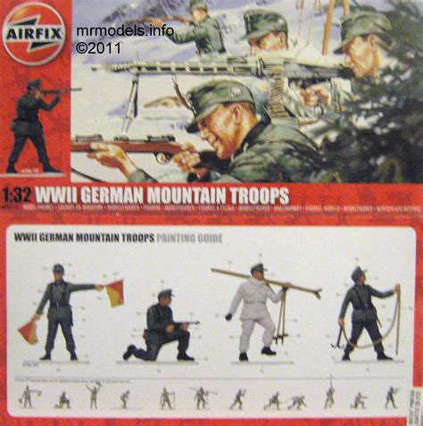 german mountain airfix page 13