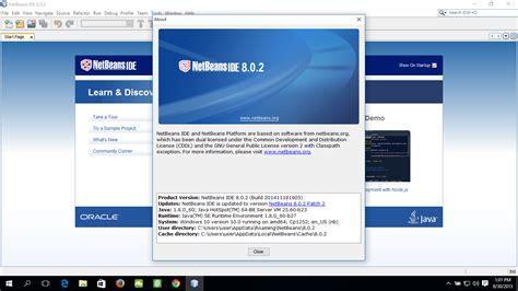 install windows 10 java java buddy install netbeans ide on windows 10