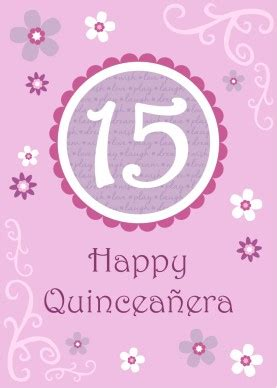 printable quinceanera card printable floral quinceanera card template