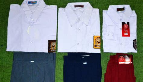 Bahan Untuk Seragam Sekolah Bahan Pakaian Ini Cocok Untuk Seragam Sekolah Tekstil