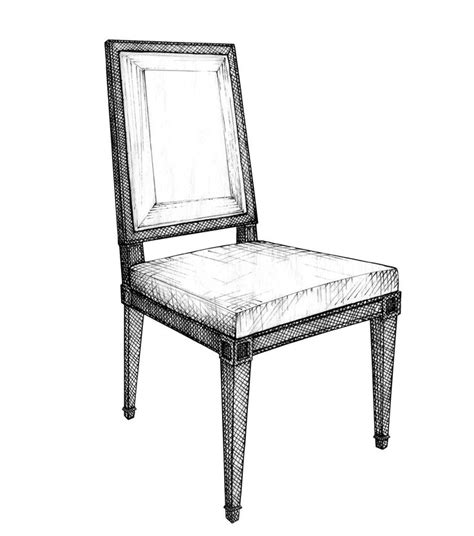 pencil sketches of chairs 1224 best images on armchairs drawings
