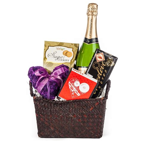 Wedding Gift Baskets by Here Comes The Wedding Gift Basket