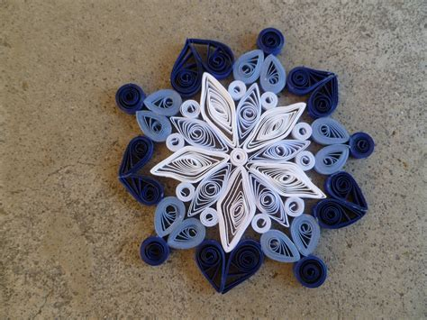 quilling snowflakes tutorial always springtime flowers ombre snowflake and basic