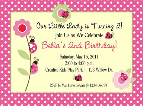 10 alluring birthday invitation cards and