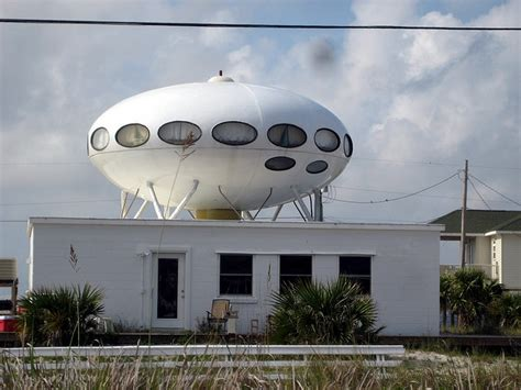beach house pensacola fl pensacola beach fl ufo beach house travel pinterest