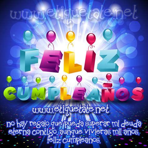 imagenes para desear feliz cumpleaños hermana frases para desear feliz cumplea 241 os