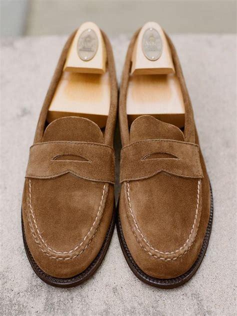 alden loafer alden snuff suede unlined loafer harrison limited