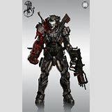 Sci Fi Samurai Armor   736 x 1226 jpeg 117kB