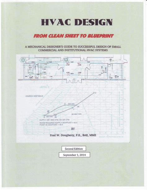 hvac design brief report hvac system design handbook free download