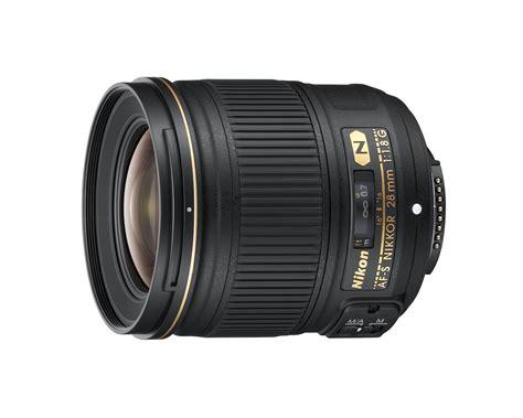 new nikon new nikon 28mm f 1 4 lens to be announced soon daily